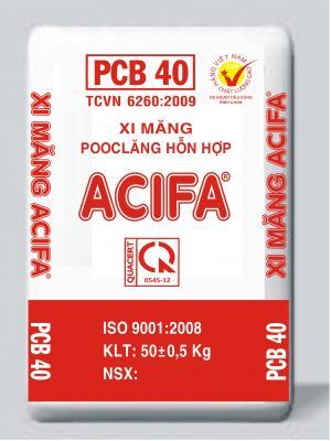 Bao xi măng AFICA