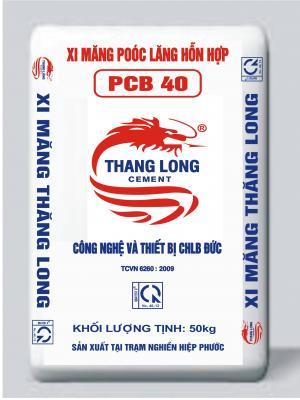 Bao xi măng THĂNG LONG